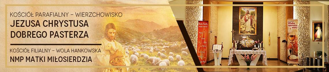 Parafia Jezusa Chrystusa Dobrego Pasterza